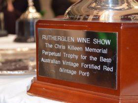 128th Rutherglen Wine Show Presentation Dinner