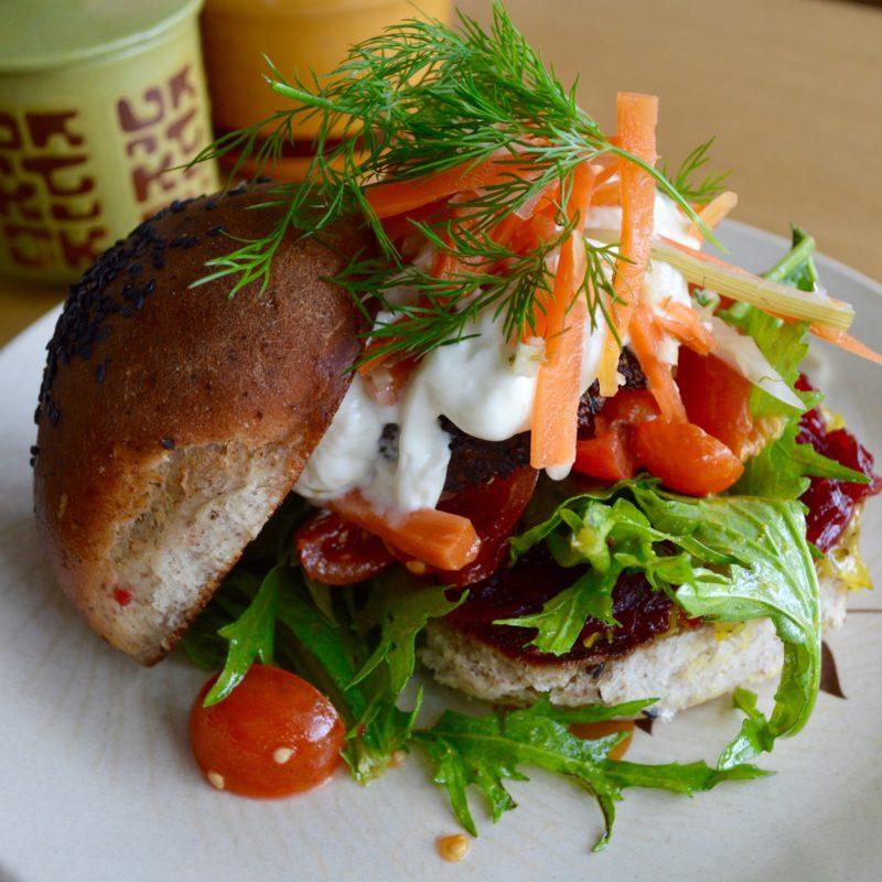 Saint Monday's Happiness Burger