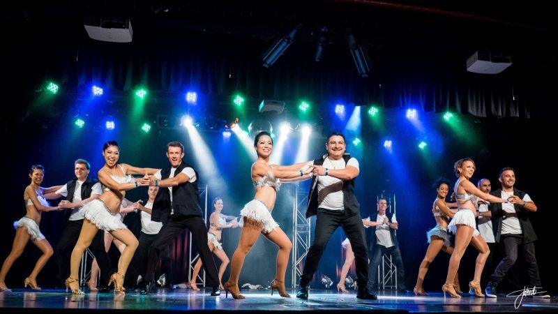 Salsa Dance Classes in Upwey
