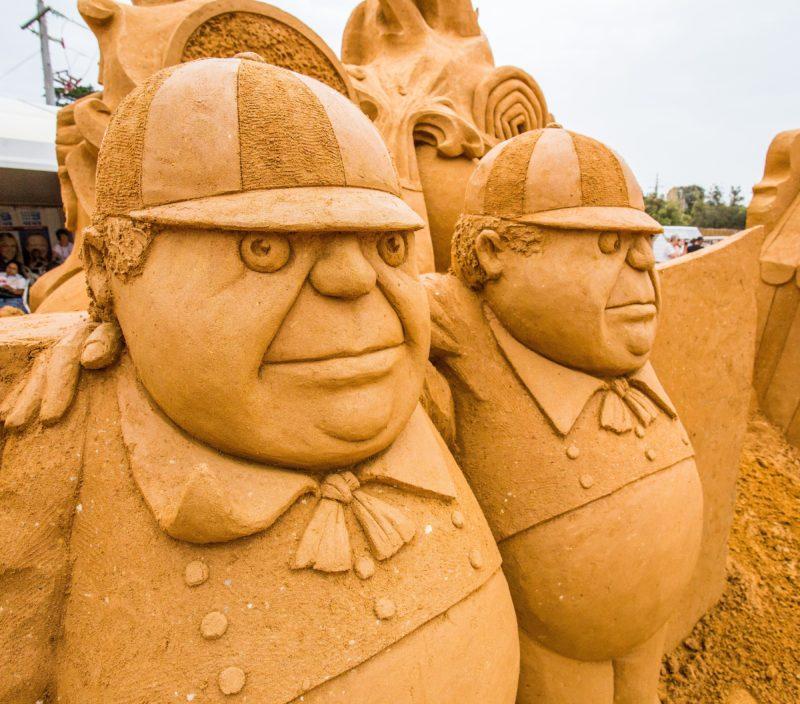 Sand Sculpting Australia