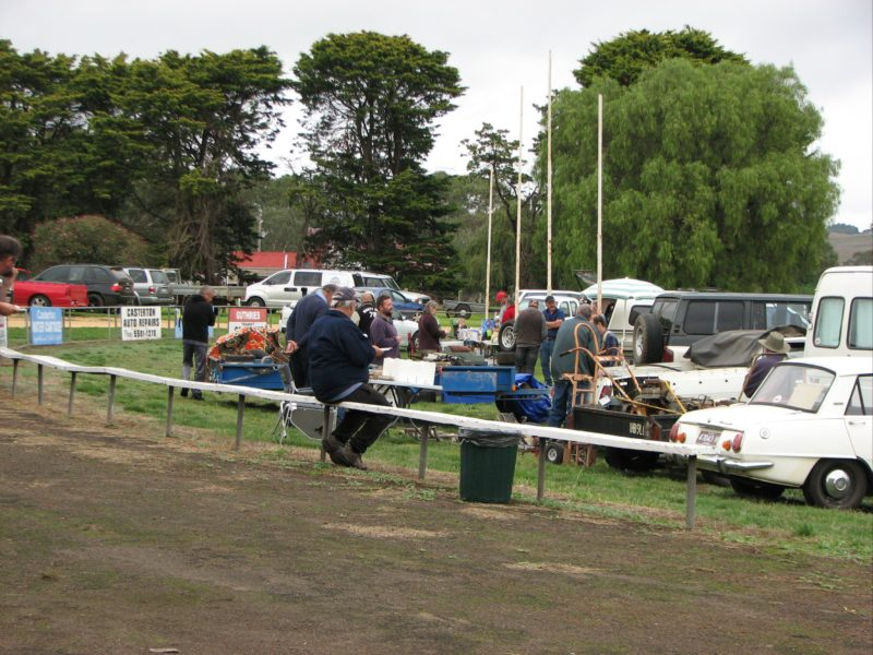 Sandford Swap Meet
