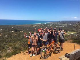 Anglesea lookout