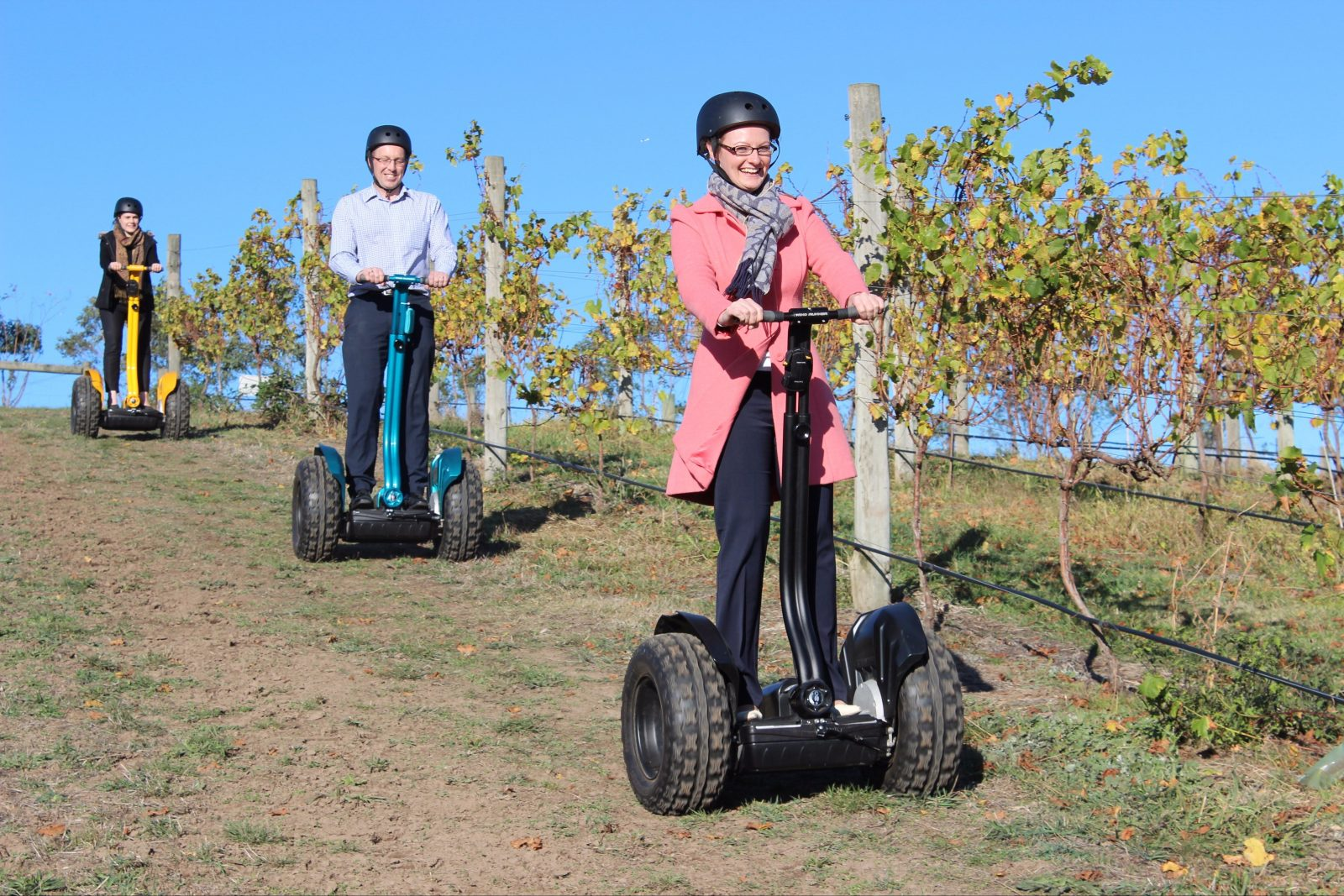 Time Out Adventures Segway Tours