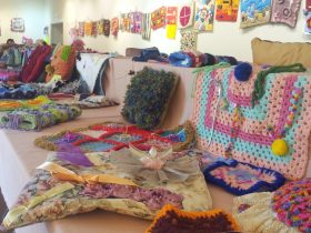 Fiddle Rug Exhibition