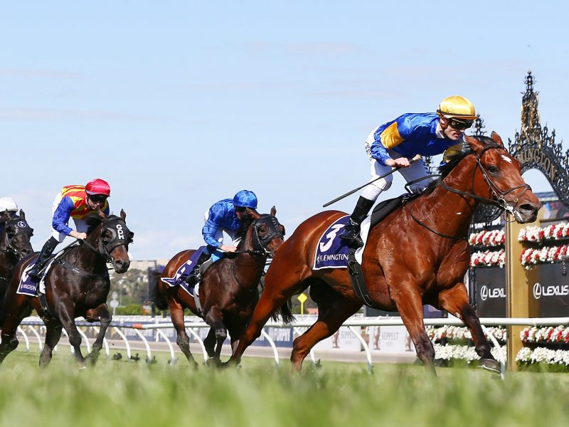 Seppelt Wines Stakes Day 2018