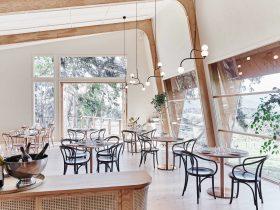 Seville Estate Retaurant, Dining room