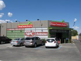 Shepp Cannery Surplus