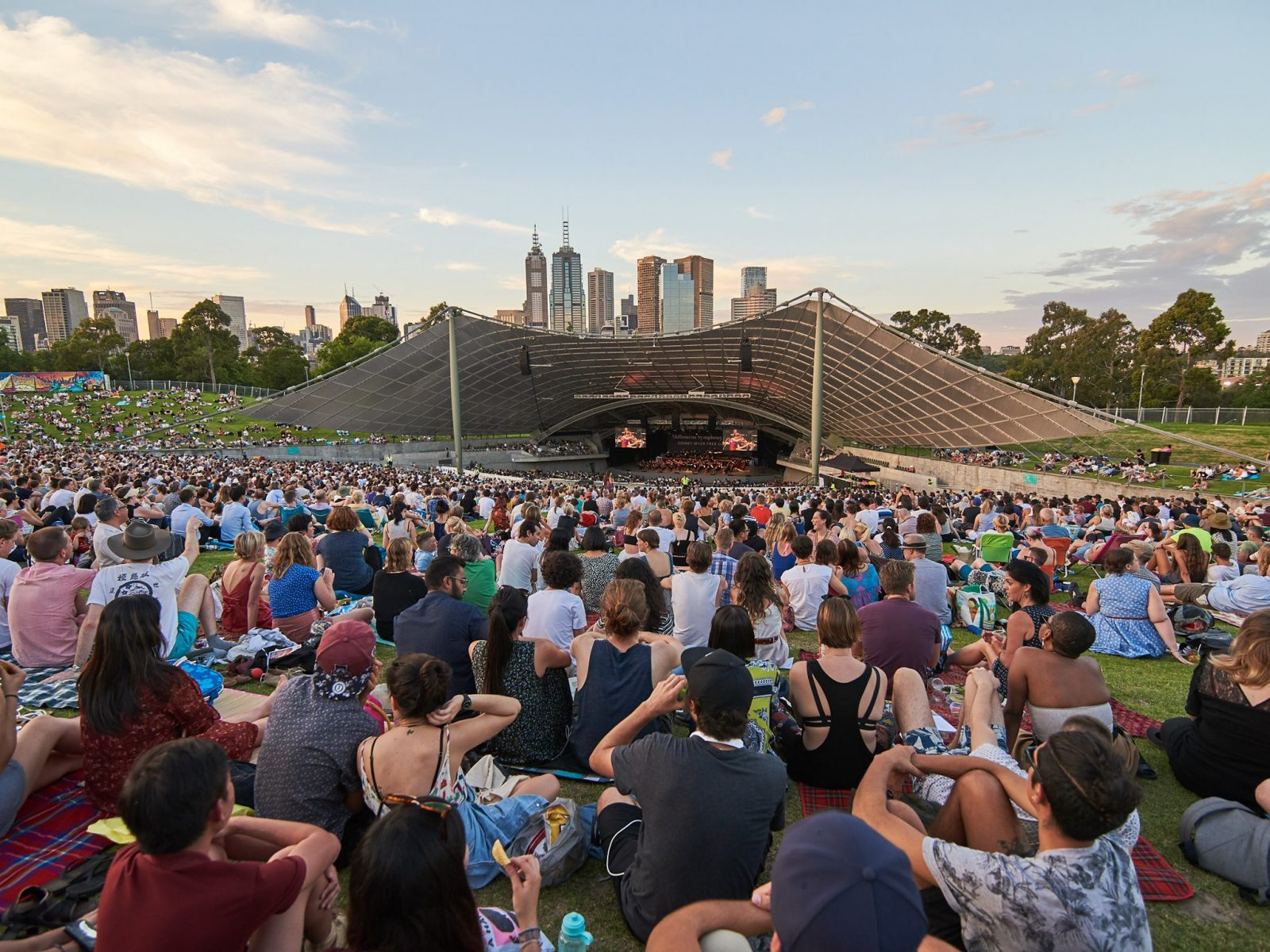 Sidney Myer Free Concert Series