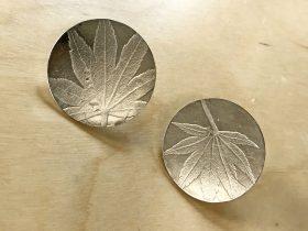 Silver Earring Making Workshop - Pod Jewellery