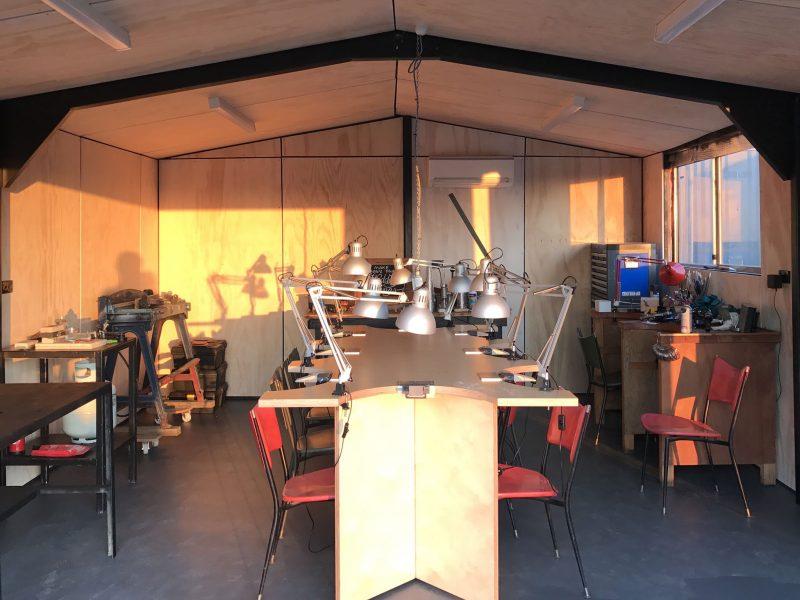 Jewellery Making Workshops and Jewellery Classes - Pod Jewellery
