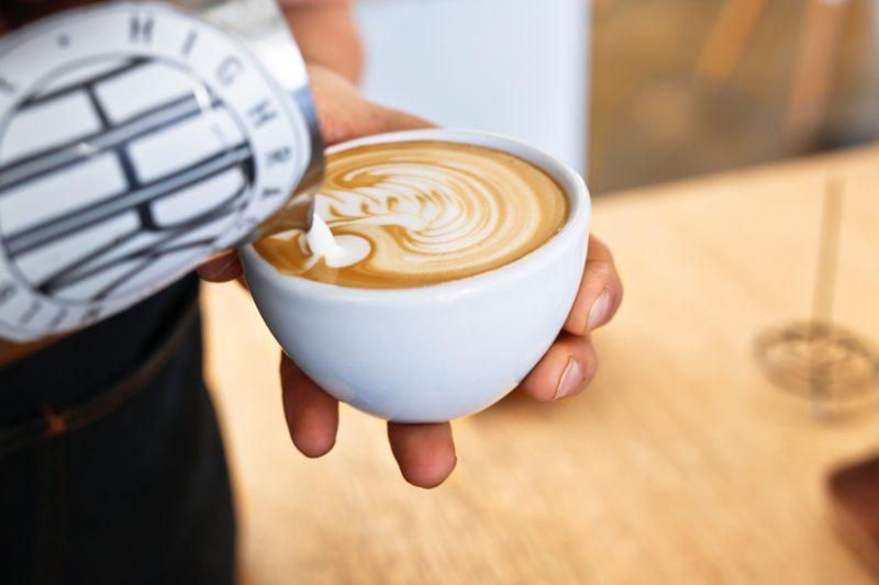 sir charles latte art