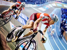 The Six Day Series attracts the world's best track cyclists