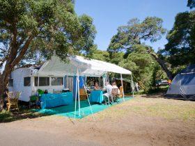 Sorrento Foreshore Camping