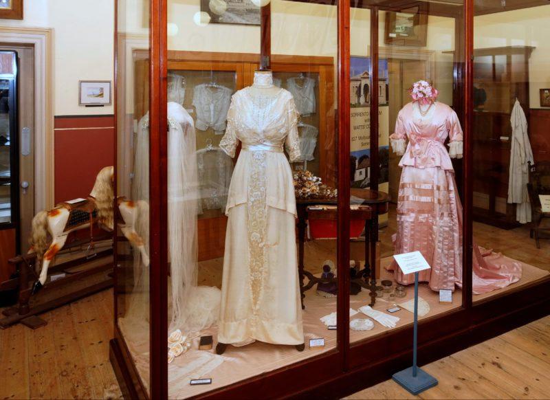 Beautiful ladies' long dresses