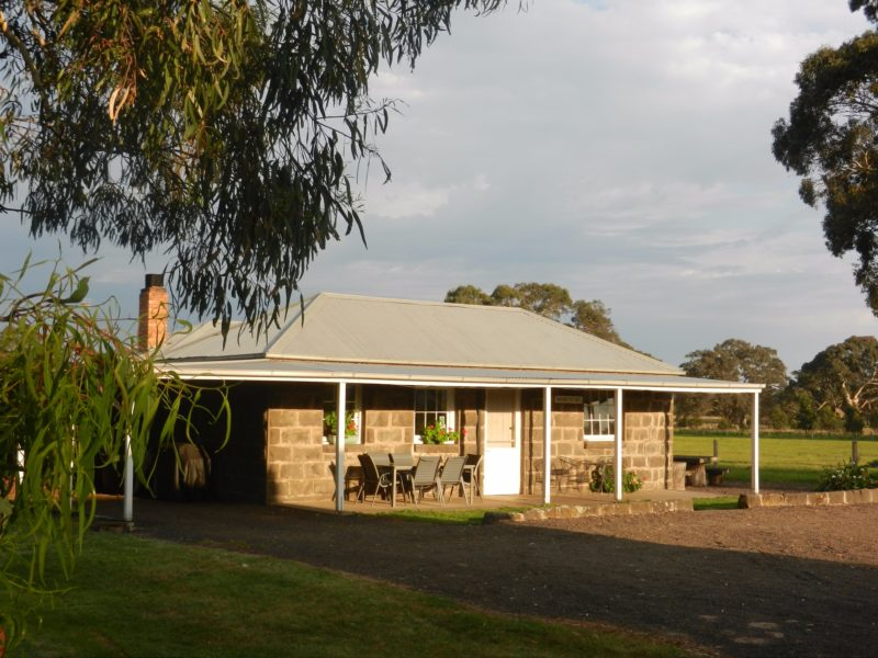 Stoneycroft cottage sleeps six