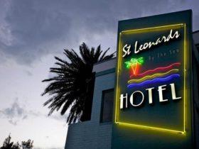 St Leonard's Hotel sky