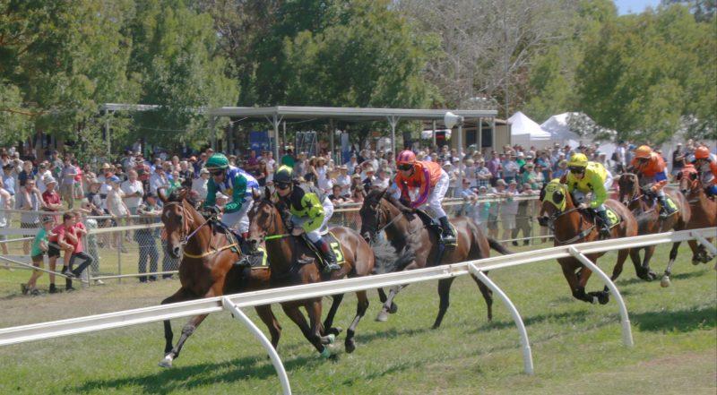 St Pats Race Club Yea