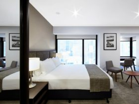 Stamford Plaza Melbourne - Contemporary and well appointed to meet the needs of a modern traveller