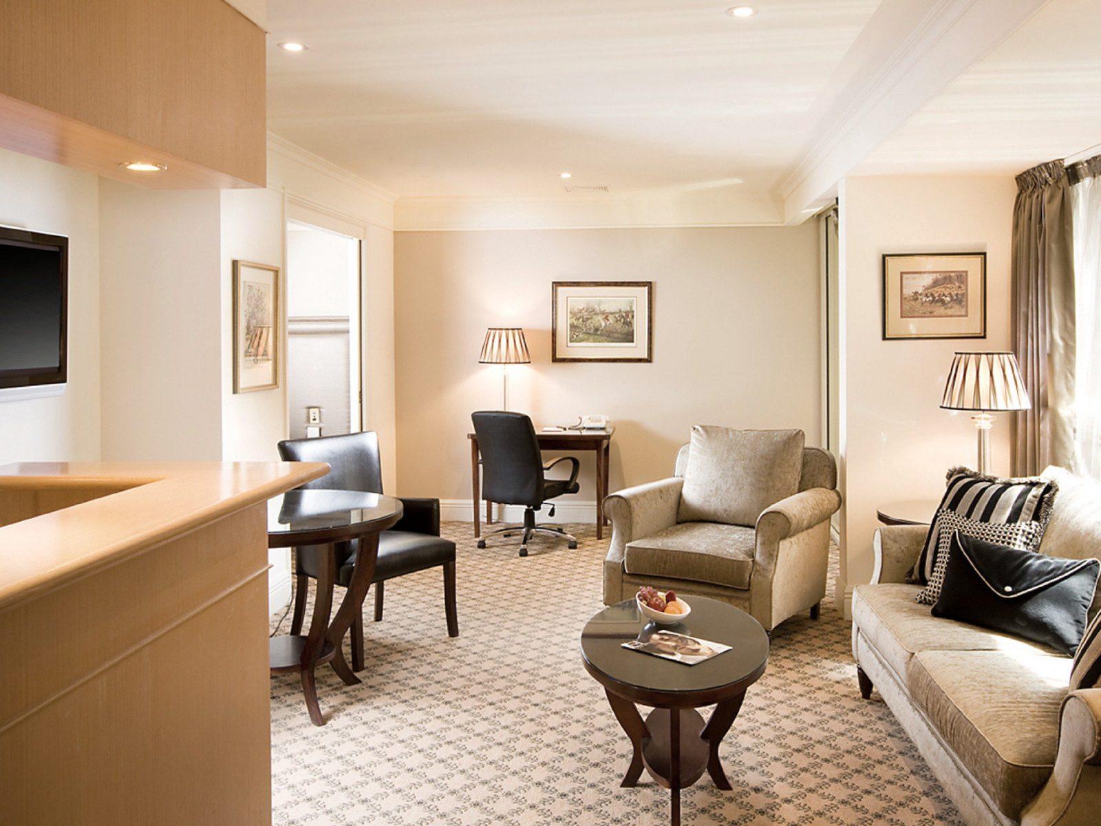 One Bedroom Deluxe King Suite