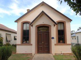 Stanley Athenaeum and Public Room