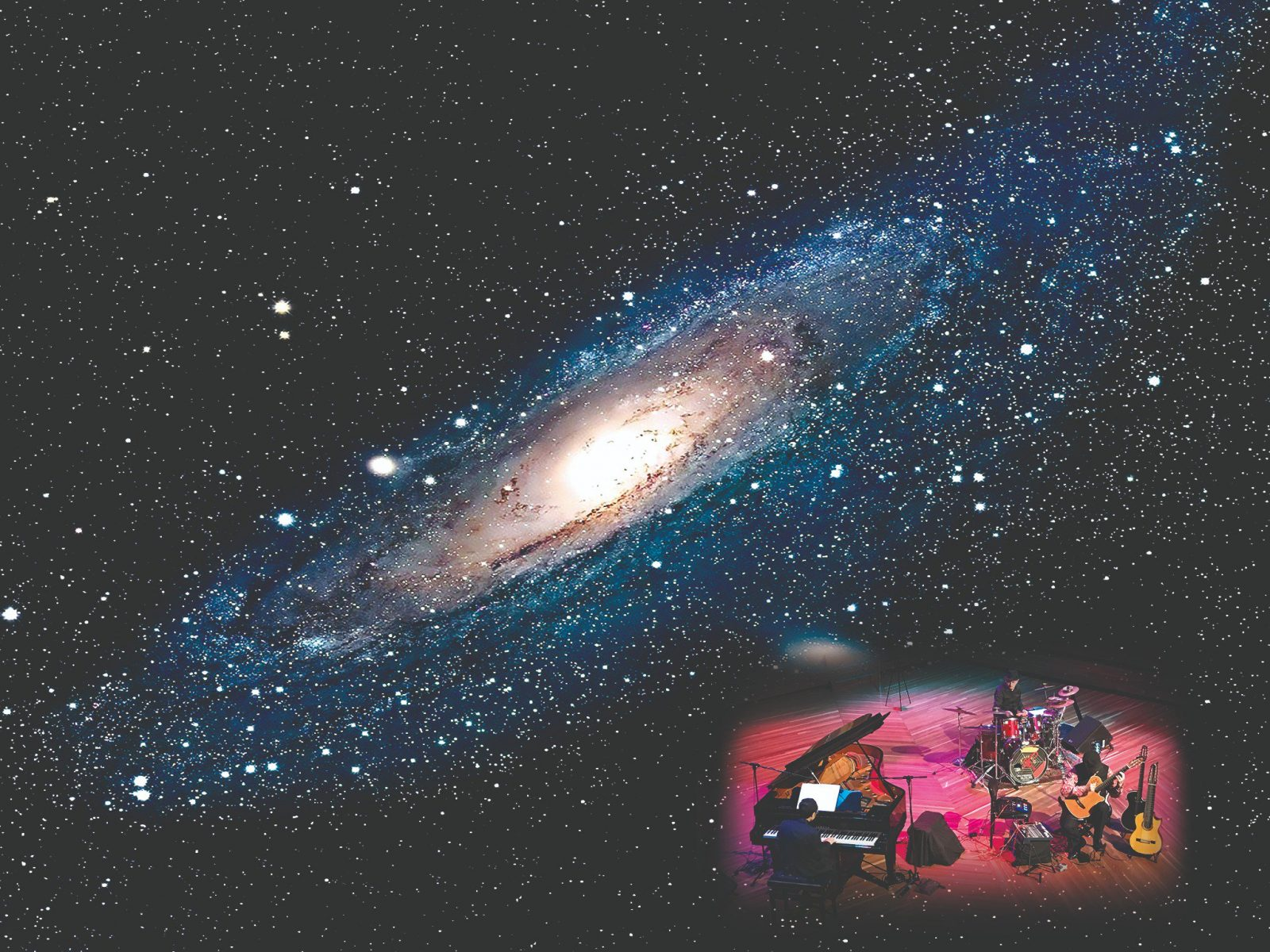 Star Show - A Rock and Classical Journey Through the Universe
