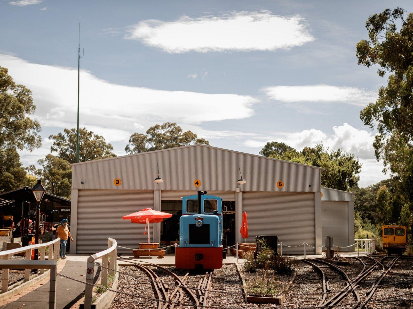 Menzies Creek Museum