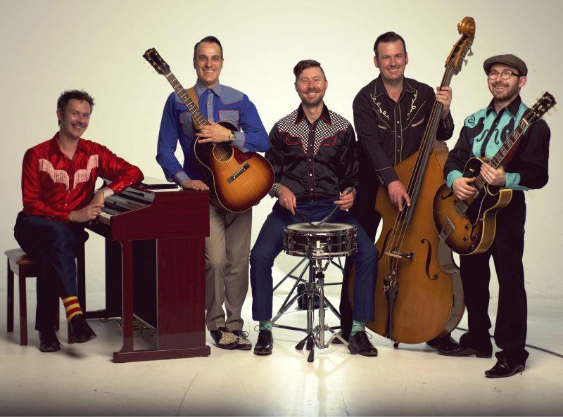 The Sun Rising band