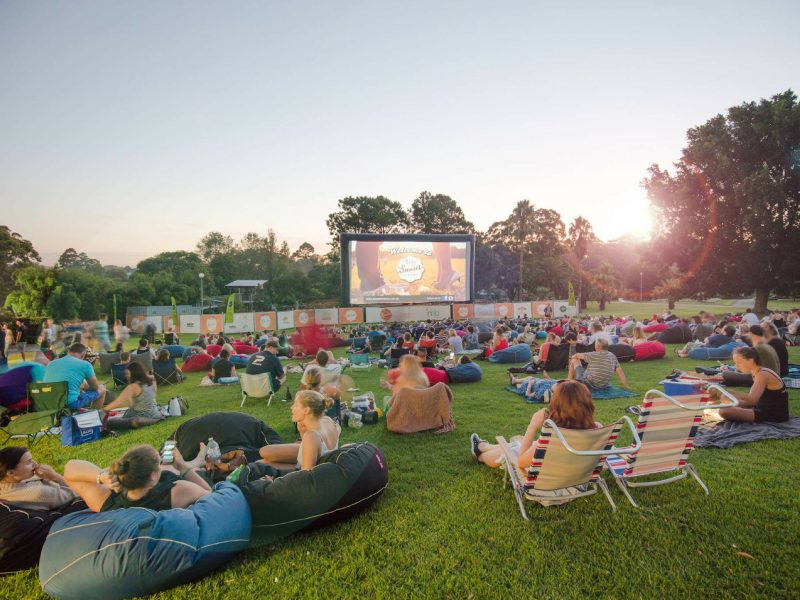 Wollongong Outdoor Cinema