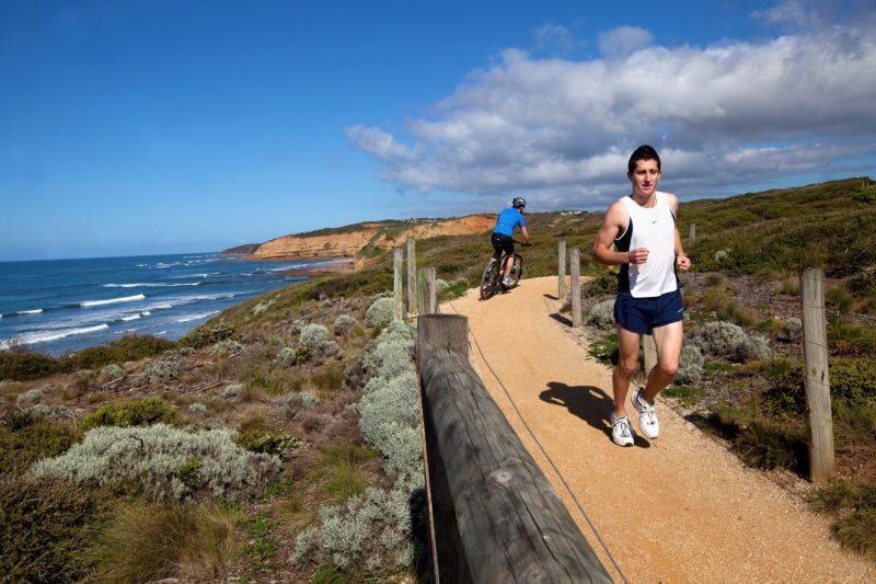 Enjoy the wonderful track of the Surf Coast Walk
