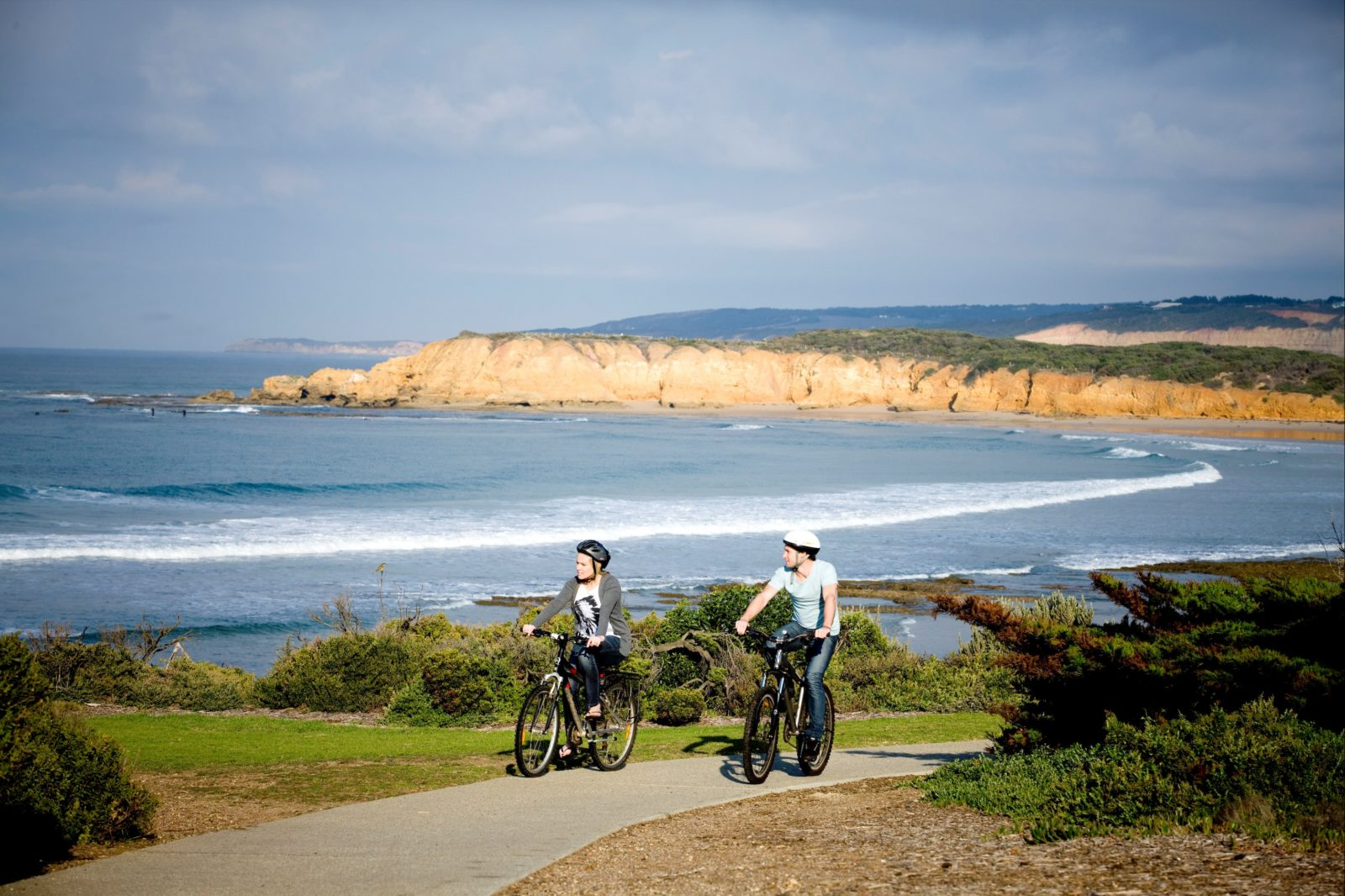 Cycle, walk or run, there is something for everyone