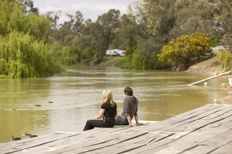 Riverside Park Swan Hill