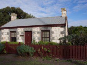 Tara Cottage front view