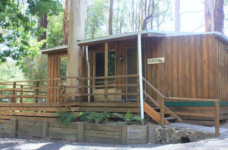 Platypus Cabin Tarra Valley