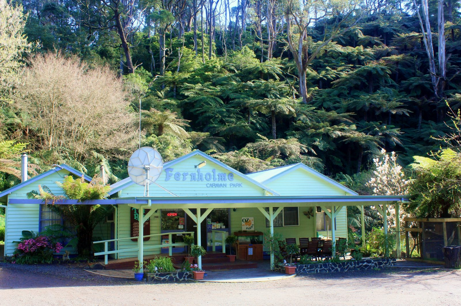 Tarra Valley Caravan Park Fernholme