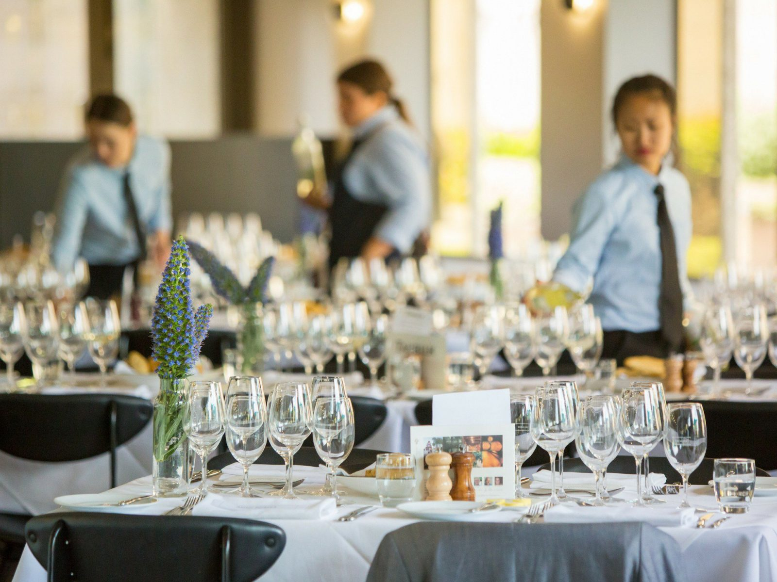 Wine Lunch at The Barre