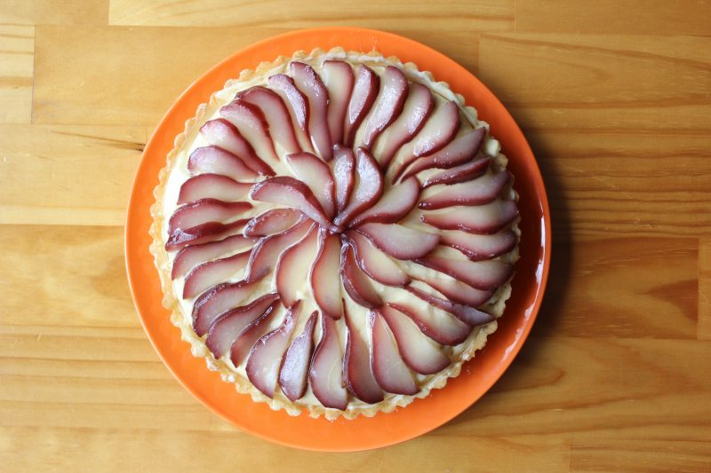 Make your own French fruit tart
