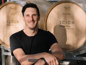 Scion Winemaker Rowly Milhinch