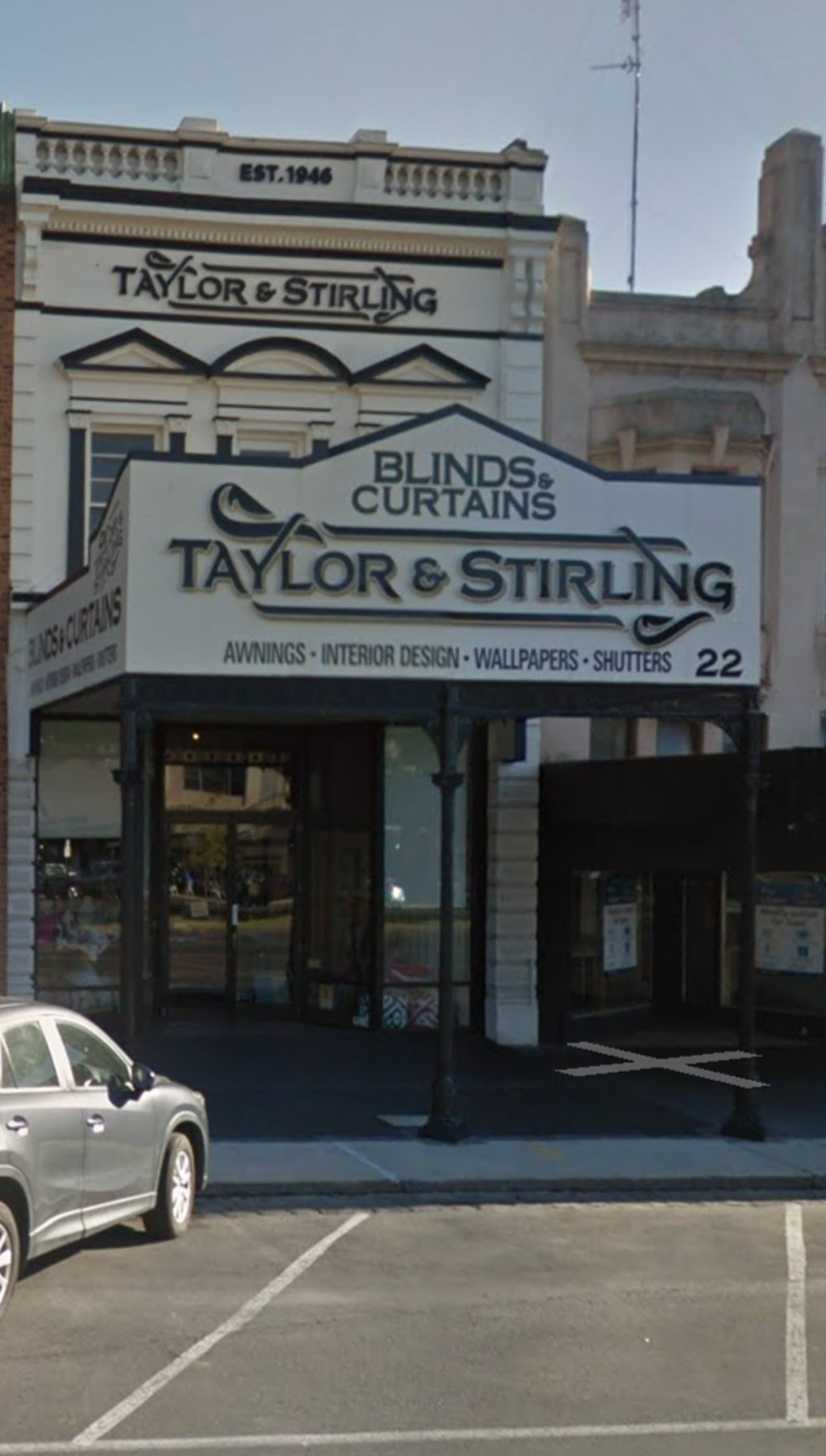 Taylor and Stirling