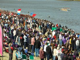 The APS Regatta (Heads of the River)