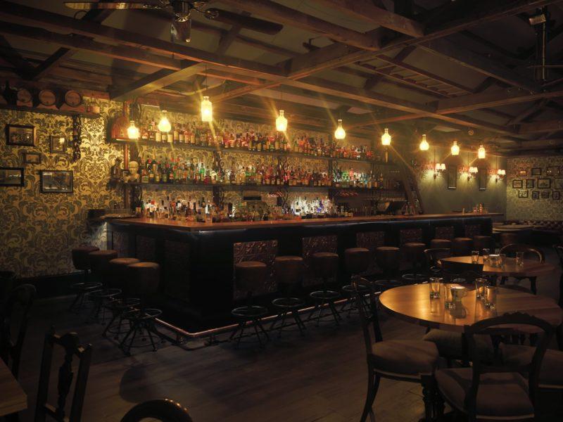 The 18th Amendment Bar