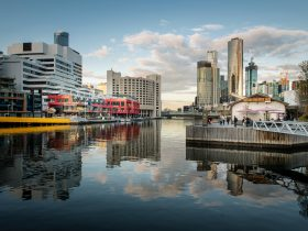 South Wharf Melbourne The Boatbuilders Yard