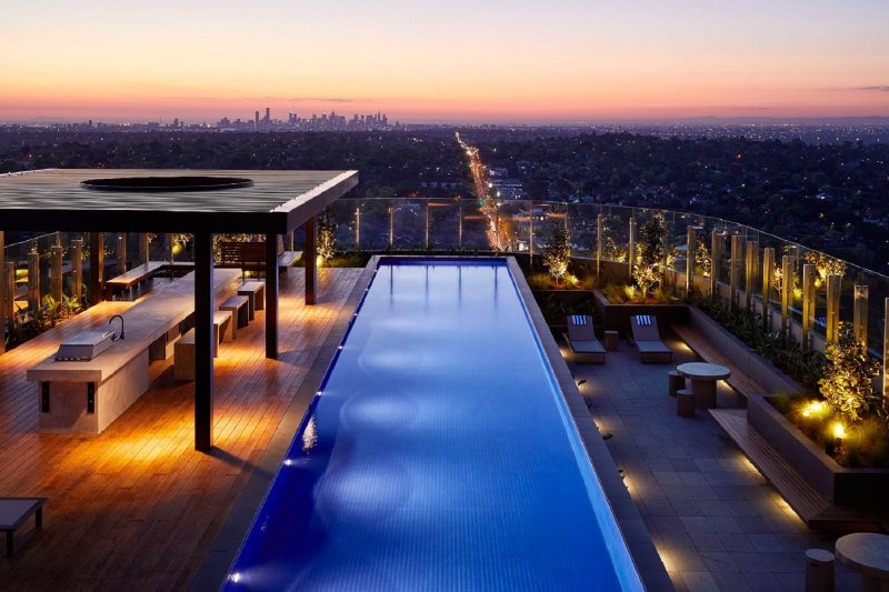 The Chen - Rooftop Pool