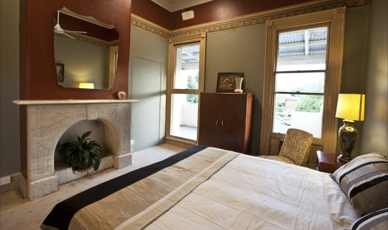 King sized ensuite room