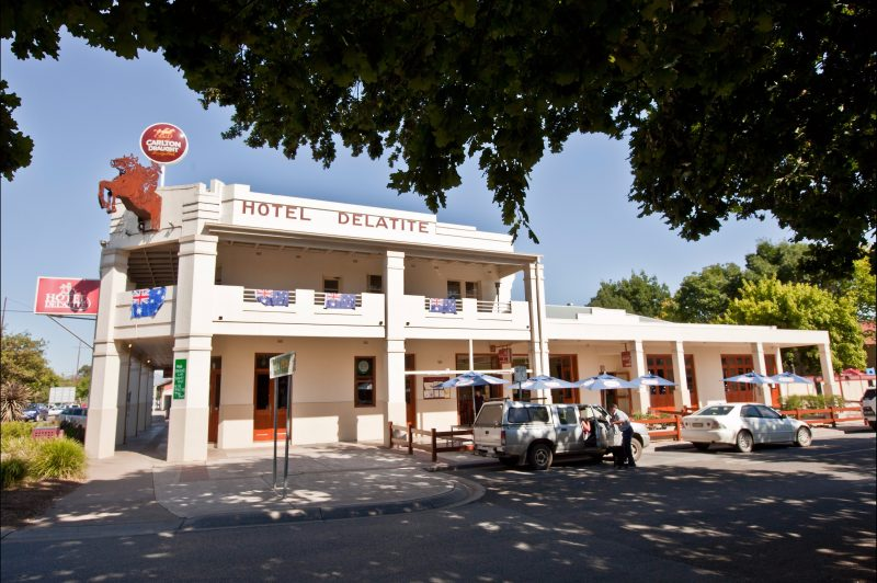 Delatite Hotel Mansfield