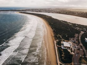 Beach cafe, Ocean Grove, food, beverage, ocean views, air-conditioning, heating, bookings, walk in's