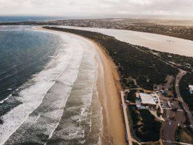 Beach cafe, Ocean Grove, food, beverage, ocean views, air-conditioning, heating, bookings, walk in's
