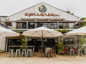 The Epicurean Red Hill - Outside