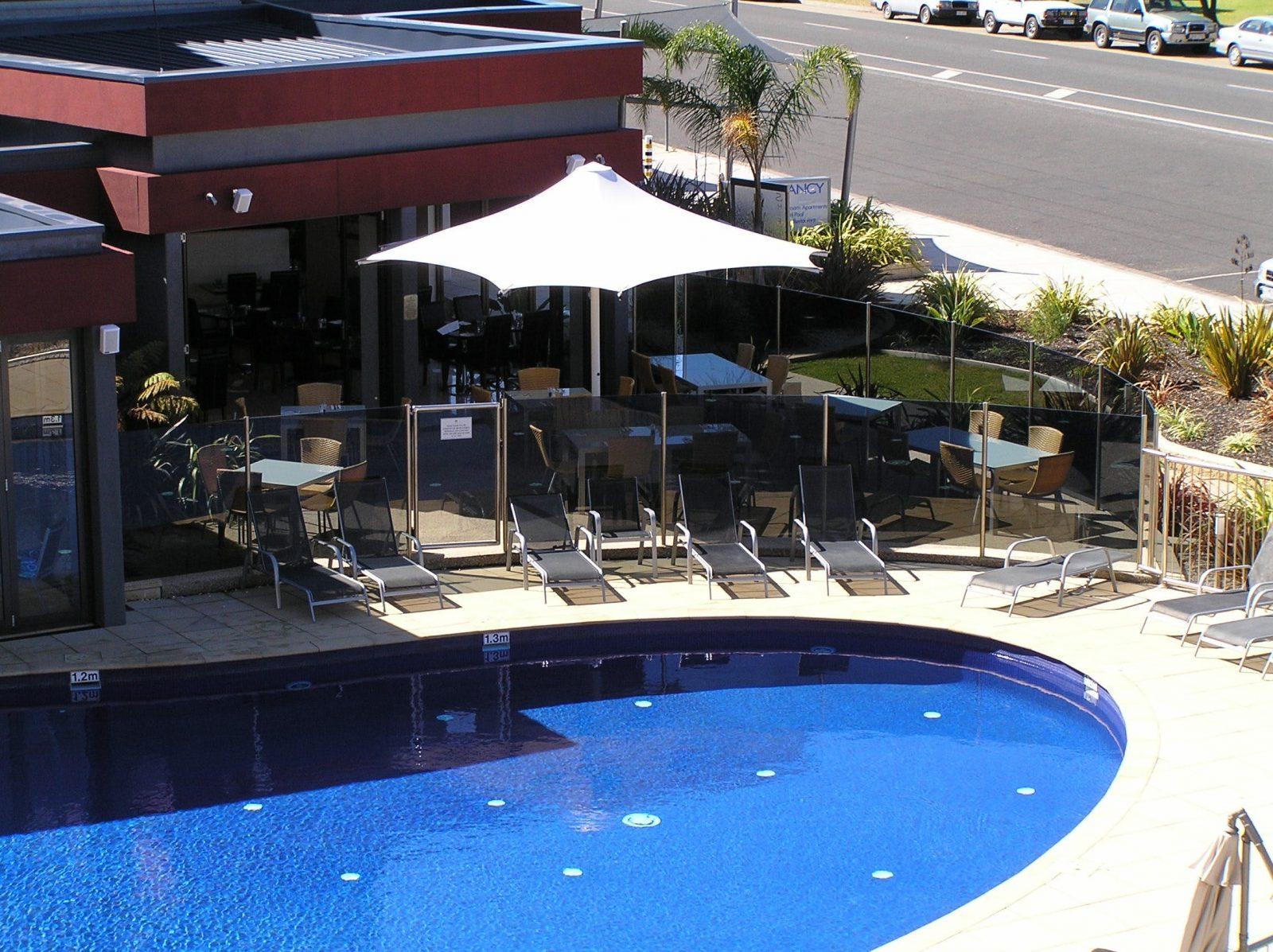 The Esplanade - Pool