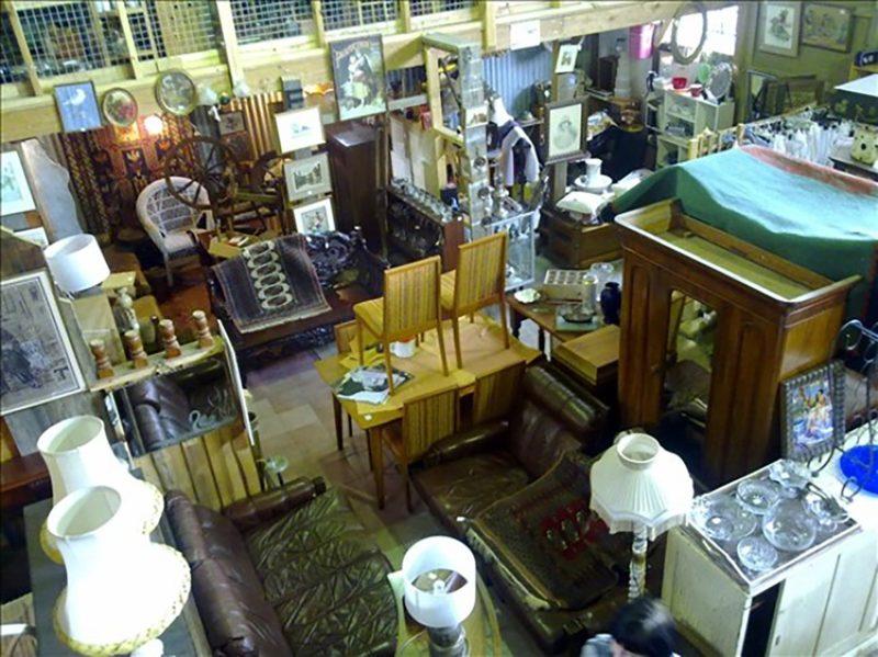 The Factory Antique Market