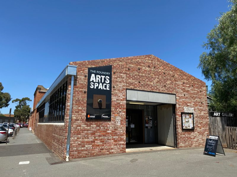 The Foundry Art Space